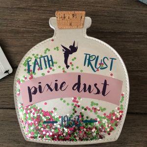 Disney Faith Trust Pixie dust 1953 clutch NWT